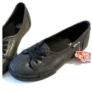 NWT VANS Lo Pro Metallic Slip On Tennis Shoes